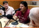 Durante participação na Radio Pontal a dupla Sergio & Delson festejam 25 anos de carreira