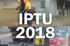 IPTU 2018 – 10% de desconto até 9 de abril