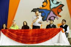 Torneio municipal – Ronaldo Magalhães oficializa os jogos estudantis