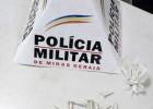 PM PRENDE JOVEM E APREENDE PINOS DE COCAÍNA NO BAIRRO JOÃO XXIII