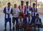 Arsenal de Florália sagra-se campeão do Torneio Distrital