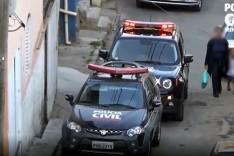 PCMG apreende 13 pessoas por atos infracionais na região do Barreiro