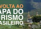 Catas Altas volta aparecer no Mapa do Turismo Brasileiro