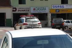 PM de São Gonçalo do Rio Abaixo prende o Itabirano Gilbertinho mais uma vez no bairro Matias