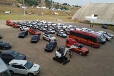 Vale doa 77 veículos ao Corpo de Bombeiros, Defesa Civil, Polícia Militar e Polícia Civil de Minas Gerais