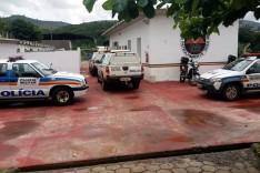 PM apreende adolescente suspeito de roubo ao ônibus da Empresa Santos e prende um homem por receptação