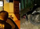 POLICIA MILITAR RECUPERA MAIS UMA MOTO ROUBADA DE JOÃO MONLEVADE NO BAIRRO NOVA VISTA