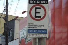 Utilidade Pública – Novas vagas rotativas na rua Salvino Pascoal