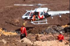 Número de vítimas da tragédia em Brumadinho chega a 176; buscas continuam no almoxarifado da Vale