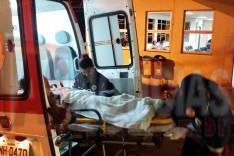 Pai é preso depois de desferir duas facadas em filho no bairro Cônego Guilhermino em Itabira