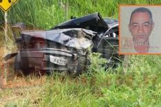 Homem morre em grave acidente na MGC-120 entre dois veículos na localidade de Barraca em Ferros