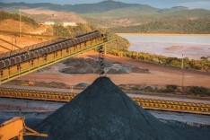 Vale informa sobre operação na mina de Brucutu