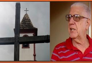 Marcos Gabiroba e a crônica da semana A cruz é o lenho de nossa salvação