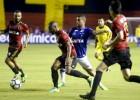 Cruzeiro empata com o Sport em Recife O placar de 1 a 1 foi construído pelo atacante Alisson e Diego Souza empatou de pênalti, ainda na primeira etapa