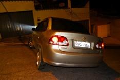 PM em perseguição consegui recupera carro roubado em Monlevade e um adolescente é apreendido no bairro Amazonas