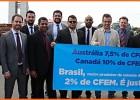 Congresso Nacional Vitória: vereadores conseguem aumento da CFEM para 3,5%