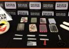 PM apreende explosivos e drogas com suspeitos de furto à joalheria em Monlevade