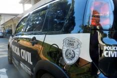 PC cumpre mandado de prisão e prende homem que matou o irmão a foiçadas na zona rural de Ferros