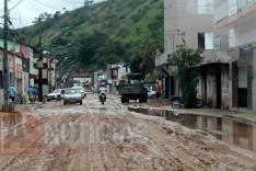 Reabastecimento de água deve normalizar a partir quarta feira em Santa Maria de Itabira