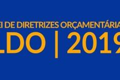 Audiência Pública – Prefeitura apresenta projeto da LDO para o ano de 2019