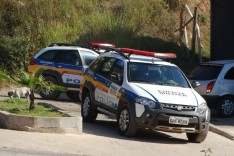 PM prendeu suspeito de cometer estupro contra adolescente de 14 anos no bairro Gabiroba