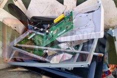Briga entre irmãos por causa de computador deixa um Palio completamente destruído no Bela Vista em Itabira