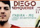 Agenda Cultural: Diego Bemquerer e convidado Elpídio  Bastos no Largo do Batistinha,