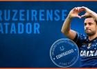 Cruzeiro acerta a contratação do artilheiro Fred