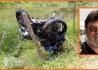 José Homero morre em um grave acidente na MGC-120 próximo a Lanchonete Cachoeira Lanches