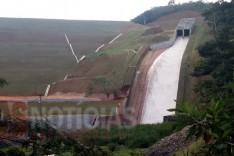 Retirado o nível de emergência da barragem Itabiruçu