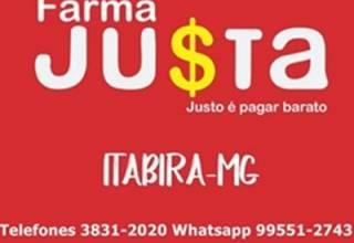 FARMA Justa-Itabira também é um ponto de coleta de donativos para Santa Maria de Itabira