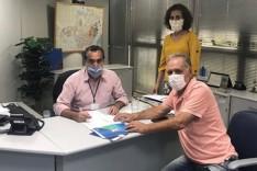 Prefeitura de São Gonçalo e Caixa discutem parceria para acompanhamento de obras