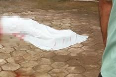 Homem morre ao cair do quarto andar de um prédio na rua Jatobá na Vila São Geraldo