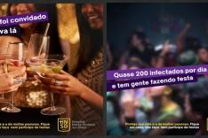 HNSD lança campanha de conscientização de combate ao coronavírus
