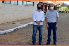 Itabira e São Gonçalo planejam parceria para hospital de retaguarda contra a Covid-19