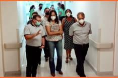 São Gonçalo e Itabira planejam parceria para hospital de retaguarda contra a Covid-19