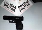 PM apreende simulacro de arma de fogo escondido em carro no bairro Novo Amazonas