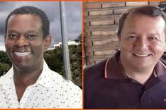 Comunicado Câmara: Posse dos novos vereadores Julio do Combem e Luciano Sobrinho