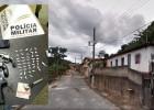 PM APREENDE ARMAS, MUNIÇÕES, DROGAS E CINCO MENORES EM SANTA BARBARA