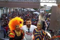 Ativista Itabirano Gercimar Almeida LGBT participa de eventos em Nova Serrana e Divinópolis