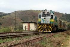 Trem de Passageiros da Estrada de Ferro Vitória a Minas volta a circular dia 01/09