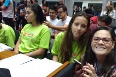 Proposta de Itabira é aprovada na etapa Estadual do Parlamento Jovem