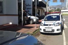 Adolescente é apreendida com celular furtado em João Monlevade na entrada do Parque de diversões no campo do Grêmio