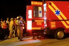 Motociclista fica mais de 2 horas aguardando socorro após acidente em Santa Maria de Itabira
