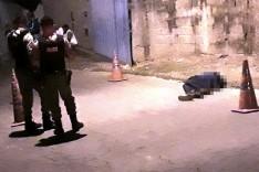Adolescente de 15 anos é executado a tiros no bairro José Elói em João Monlevade