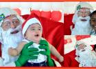 Papai Noel da CDL chega neste domingo na praça do Areão