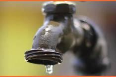 Utilidade Pública – Falta d'água nos bairros Praia e Chapada