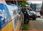 PM intensifica operações de segurança no bairro Pedreira e na rodovia MGC-120