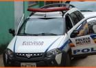 Outra mulher foi vitima de assalto e teve seu Fiat Strada roubada por bandidos armados no bairro São Pedro