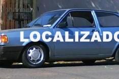 Gol furtado em garagem do bairro Bethânia em Itabira é localizado em Belo Horizonte